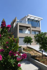 Photo for Modern villa, with a magical sea view! Ideal for the whole year