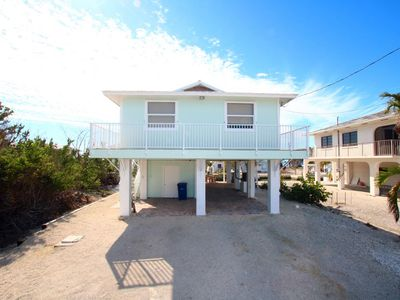 Photo for 2/2 Canal Front Home Big Pine Key.  Easy ocean and gulf access!