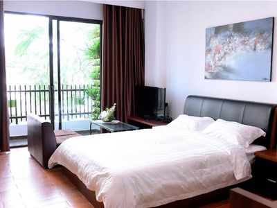 Photo for Apartment - balcony - city view - smart home 12