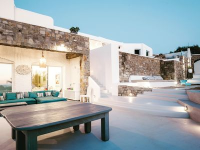 Photo for Seawest Resort … A luxury villa in Mykonos Island