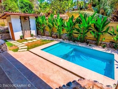 Photo for OUTDOOR LIVING!!!- Private 2 Bedroom Villa with Pool, Privacy, & Nature