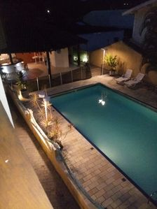 Photo for Caraguatatuba, house with pool, 100 m beach, Wi-Fi, Barbecue, 24 hour security