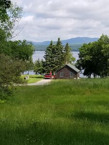 Photo for Water front on Rangeley Lake