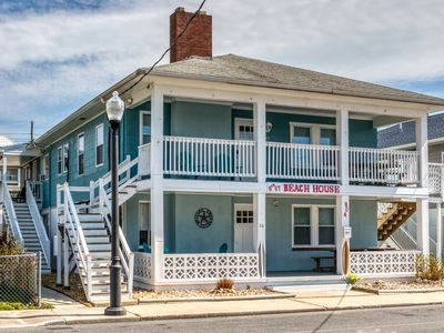 Photo for Two cozy beach condos w/ full kitchens & free WiFi - in downtown Ocean City!