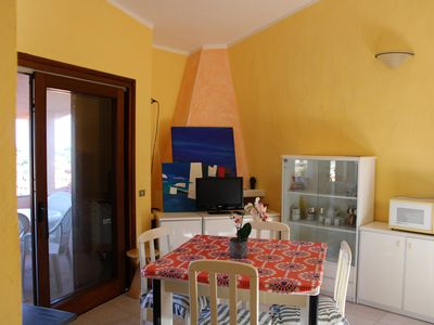 Photo for Citai Asara apartment in San Teodoro with integrated air conditioning, private parking, private roo…