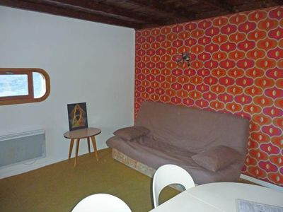 Photo for 2 room apartment for 6: 66 SILHOUR