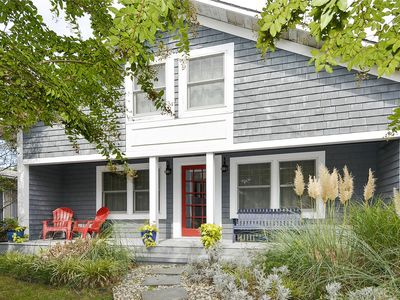 Photo for LINENS INCLUDED!**. DEWEY BEACH- REHOBOTH BY THE SEA-5 bedroom, 3 bath classic beach cottage.