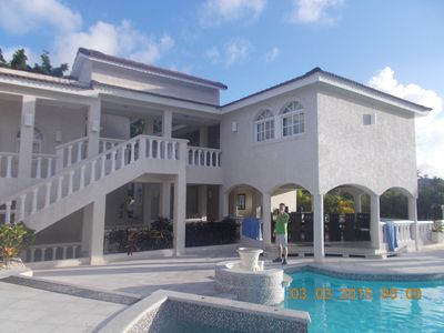 Photo for All-inclusive villa with spectacular ammenities! (3-7 bedroom available)