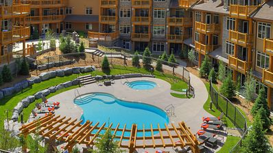 Photo for Stoneridge Mountain Resort - Luxury One Bedroom Condo #1