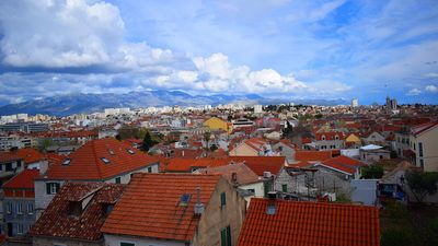 Photo for Beautiful city view apartment Small Paradise in Split center