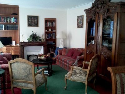 Photo for Right nearby Le Louvre and Opera 2 bedroom apt, great Location to enjoy Paris