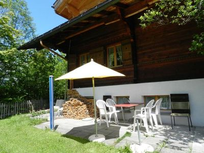 Photo for Apartment La Pernette in Gstaad - 4 persons, 1 bedrooms