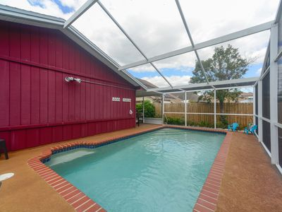 Photo for Spacious home with private pool near shopping, golfing, and more!
