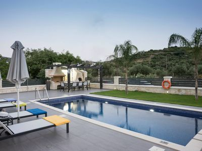 Photo for Luxury villa Azalea is 200m from Beach & Amenities★w/Pool★Steam Room★BBQ area★