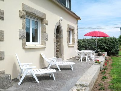 Photo for Vacation home Les Hortensias (PBA111) in Pleubian - 7 persons, 3 bedrooms