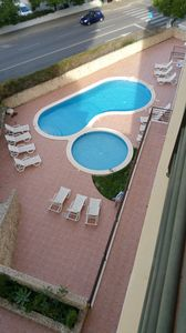 Photo for Fantastic 2 bedroom apartment with communal pool