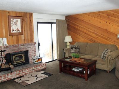 Photo for 1 Bedroom & 1 Full Bathroom, Sleeps 5, One Level to enjoy for your Mammoth Lakes Vacation