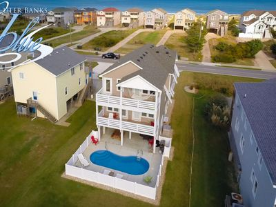Photo for Toes in the Water | 600 ft from the beach | Private Pool, Hot Tub