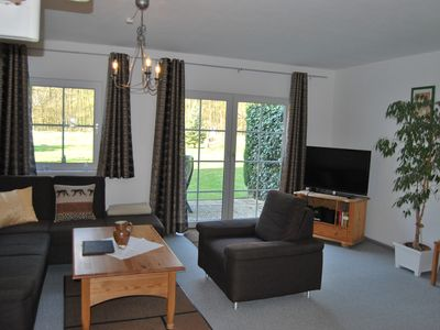 Photo for Top apartment **** 2-4 p. 75sqm, terrace 2 bed. gr. Kitchen, dishwasher Wireless Internet access. Washing machine.