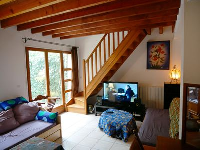Photo for Charming house with garden, at the foot of Mont Valérien