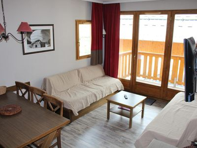 Photo for 2BR Apartment Vacation Rental in Valloire