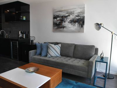 Photo for Newly Decorated 2BR Suite in Financial District!