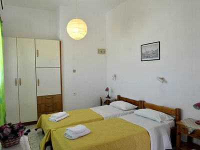 Photo for Twin Room 01 in Soulis Studios - Affordable stay near Town Center
