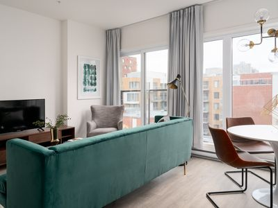 Photo for Lovely 1BR in Quartier des Spectacles by Sonder