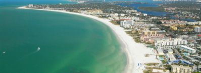 Photo for Siesta Key Beach! Ranked#1 in the U.S.A and #5 in the WORLD by Trip Advisor!
