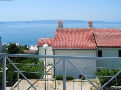 Photo for Terraced house Davor, Klenovica  in Kvarner Bucht - 7 persons, 3 bedrooms