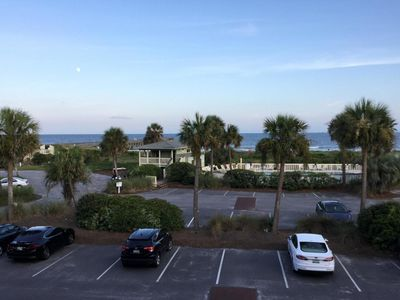 Photo for Beachfront 1 Bedroom Sea Cabin with Beach Views, Pool, Private Pier!