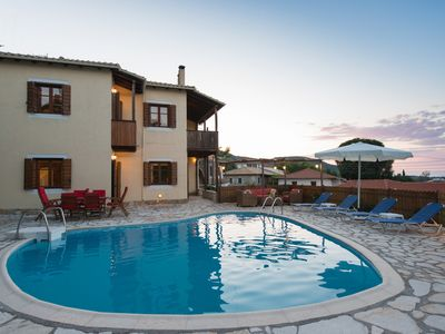 Photo for Katouna Holidays - Cozy houses with shared pool