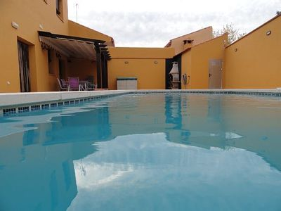 Photo for Self catering La Encebra for 8 people