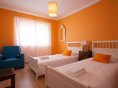 Photo for Twin room in a nice Villa with private swimming pool