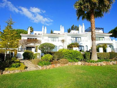 Photo for 2 bedroom Villa, sleeps 4 with Pool, Air Con and FREE WiFi