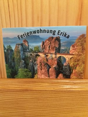 Photo for Apartment in the silk flower town of Sebnitz in Saxon Switzerland