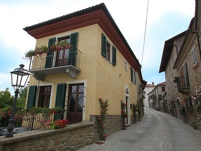 Photo for Vacation home Maison Demetrio  in Bossolasco, Piemonte - Langhe & Monferrato - 4 persons, 2 bedrooms