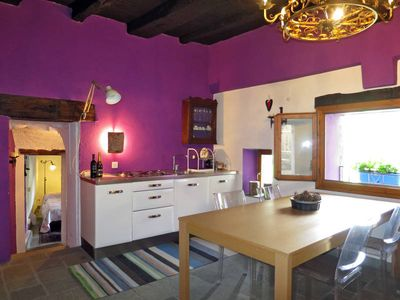 Photo for Apartment Castello  in VALSOLDA (CO), Lake Lugano - 4 persons, 1 bedroom