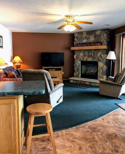 Photo for New! Premier Lodge Home on Little Saint Germain Lake!