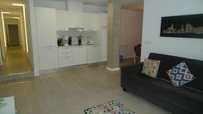 Photo for Getaria B apartment in Centro with WiFi, air conditioning & lift.