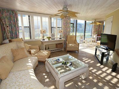 Photo for Walk right out to the beach & pool! Loggerhead Cay 301