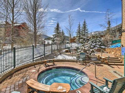 Photo for Cozy Ski-In/Ski-Out Winter Park Resort Condo!
