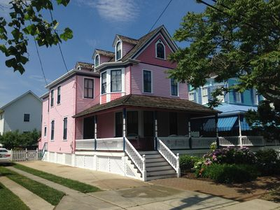 Photo for One Short Block to Beach - Spacious Victorian - 1st Floor Bed and Bath
