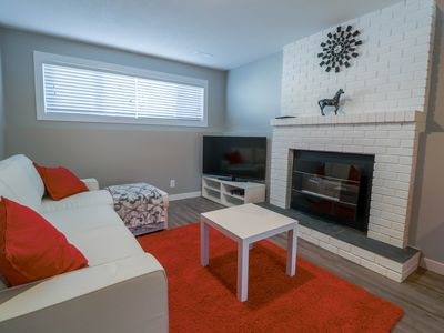 Photo for Bright and Modern - Close to Spruce Meadows and C-train