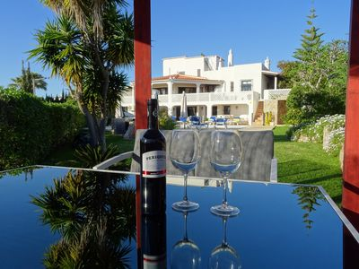 Photo for 6 bedroom, 5 bathroom villa in Carvoeiro Algarve with privated heated pool