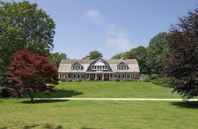 Photo for Large Secluded Historic House for Summer Rental