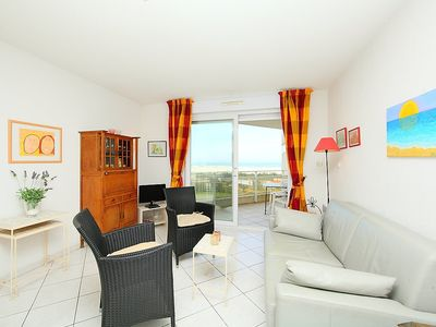 Photo for Apartment in Canet-en-Roussillon with Lift, Parking, Internet, Washing machine (96449)