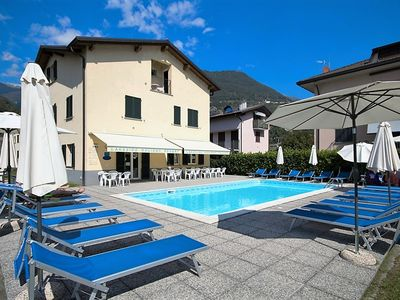 Photo for Holiday apartment Domaso for 1 - 4 persons - Holiday apartment