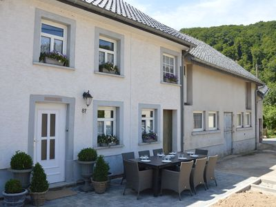 Photo for Spacious Holiday Home with Private Garden in Ardennes