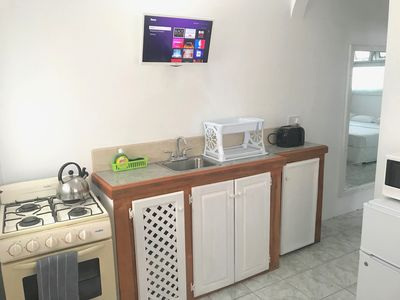 Photo for Cleopatra Apartments - Cleopatra 1-Bedroom Cottage Apartment # 5 Sea-View